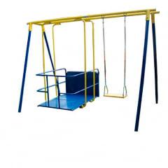 Os Melhores Balanço p/ Cadeirante de Ferro