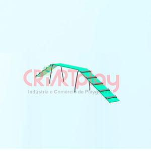 Passarela Pet Play Agilyt com Medidas Oficial