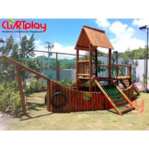 Playground de Tronco