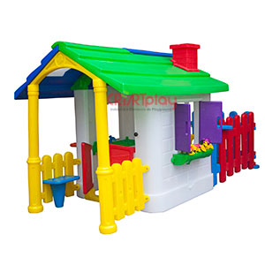 Playground de Plástico